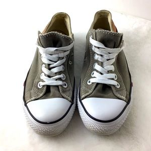 Levi's Chucks Style Sneakers Size 6-1/2